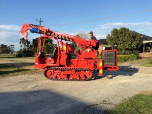 screw pile contractor